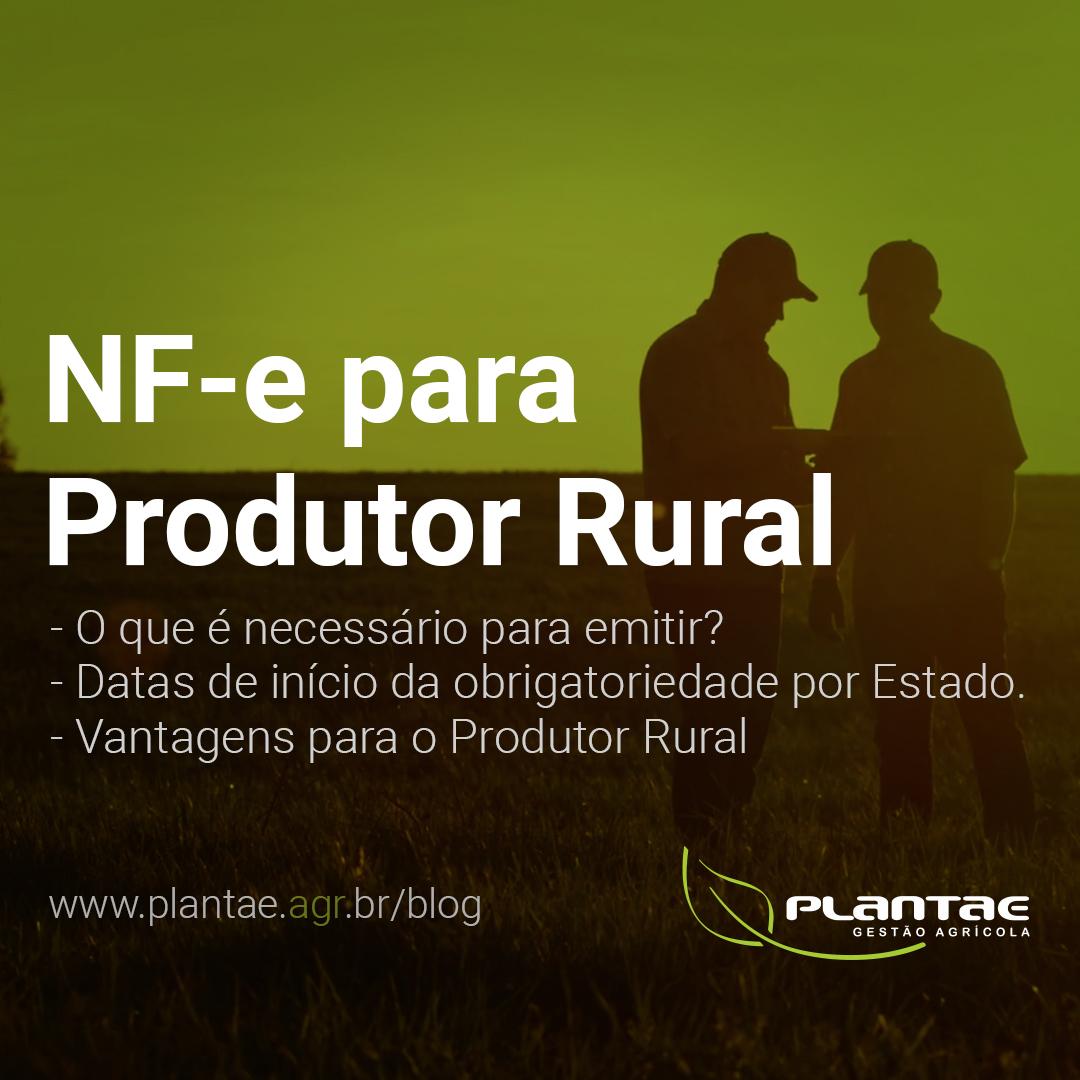 NF-e para Produtor Rural, o que é?
